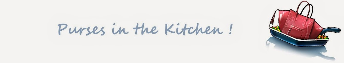 Purses in the Kitchen - Carola Disiot - Fashion Blog