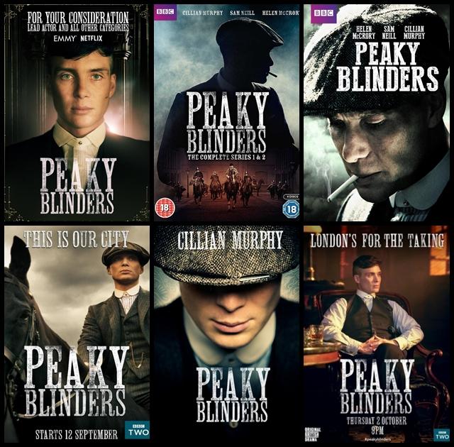 Peaky, Blinders, Steven, Knight