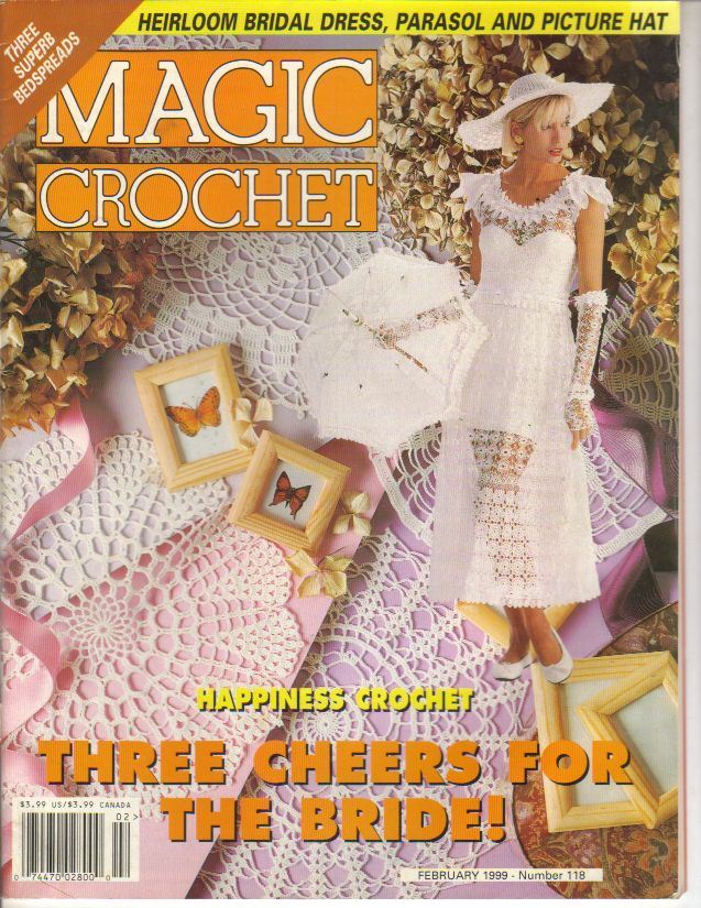 Magic Crochet : Magic Crochet No. 118 ~ Free Crochet Patterns