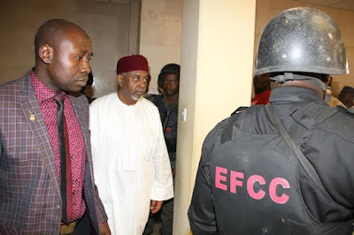 EFCC alleges Dasuki used part of the arms deal fund to buy properties in Dubai and London