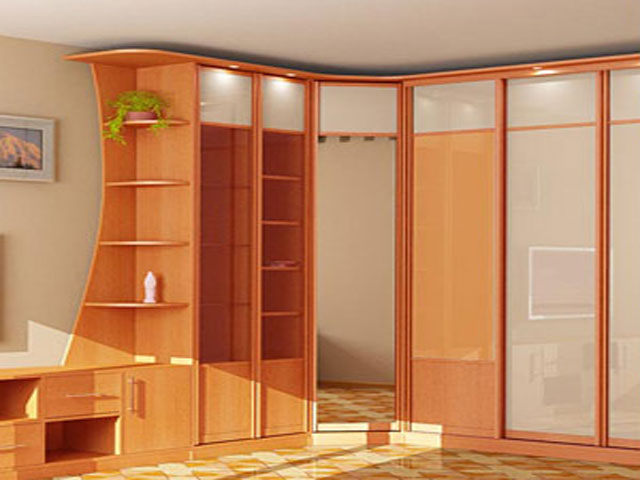 Wooden Wardrobe Designs