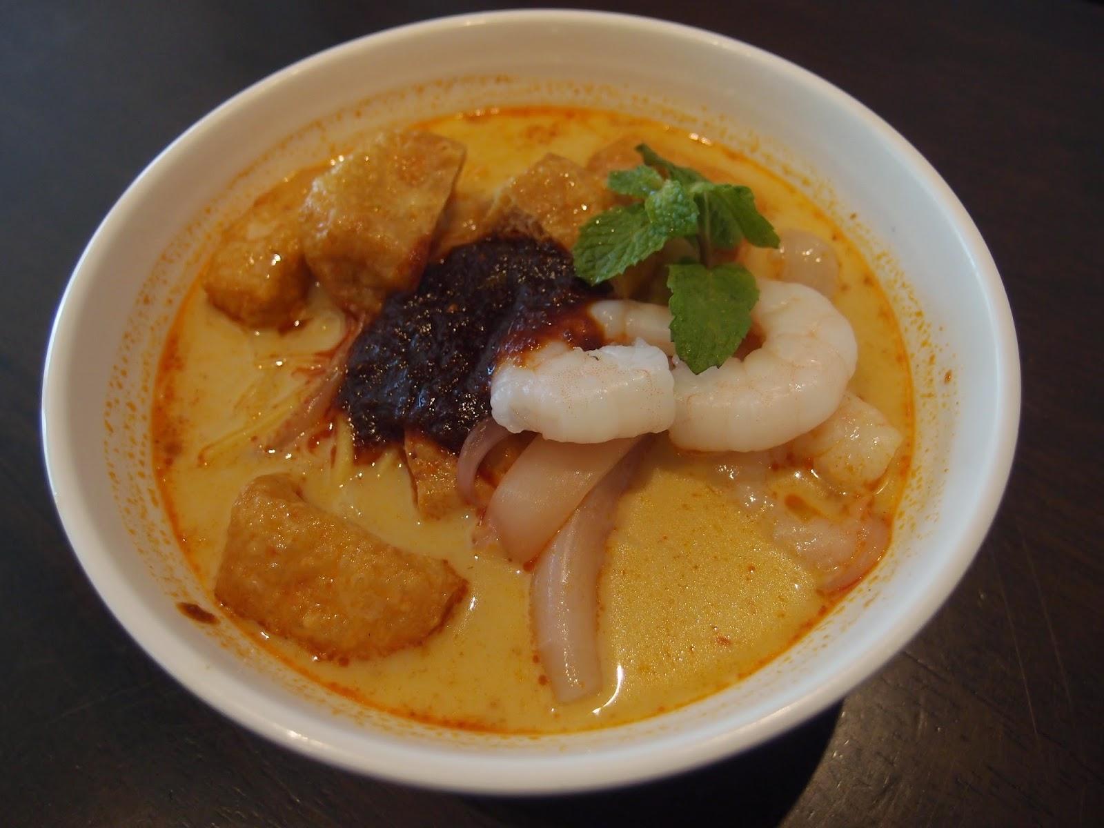 槟城咖喱面