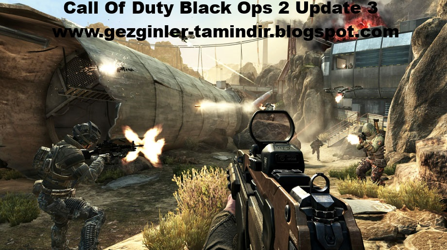 Call Of Duty Black Ops 2 Update 3 İndir - Gezginler-Tamindir