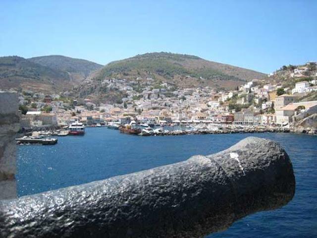 Δεν έχουν ούτε Ιερό ούτε Όσιο: Δίνουν το λιμάνι της Ύδρας σε Τούρκους - ''Τρίζουν τα κόκκαλα'' του ναυάρχου Α. Μιαούλη