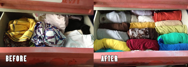 Decluttering My Closet
