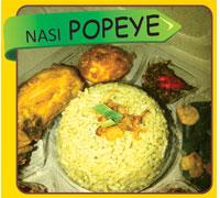 Nasi Popeye Nikmat