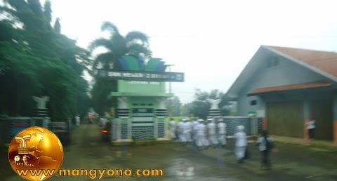 Gerbang SMK Negeri 2 Subang