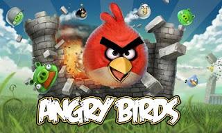 Burung Angry Birds di Dunia Nyata