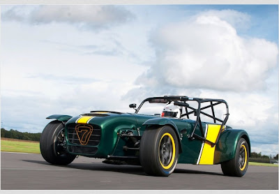 2013 Caterham R600 Superlight
