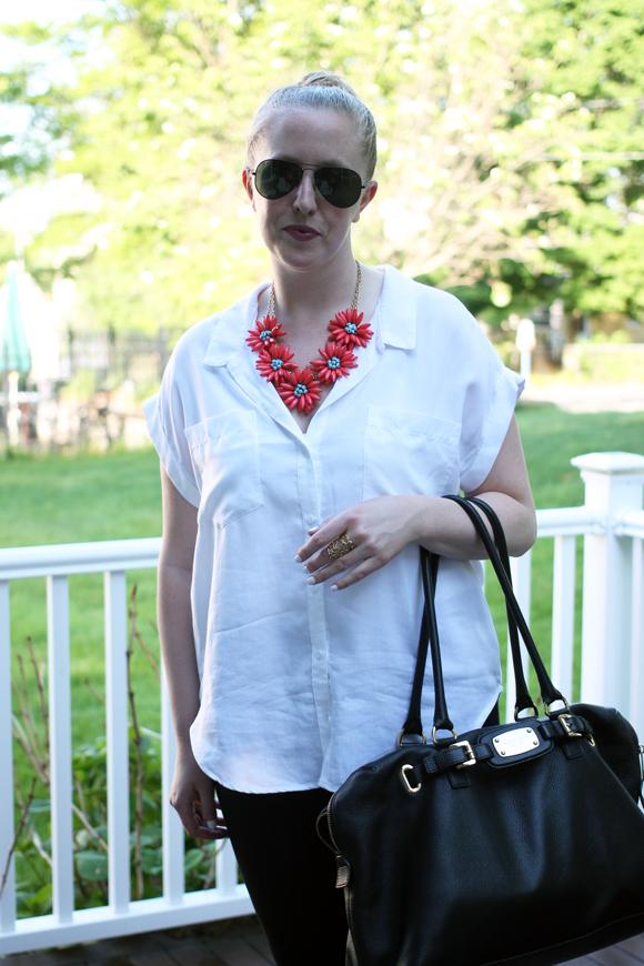 cloth & stone, boston style blogger, boston fashion blog, boston style, work style