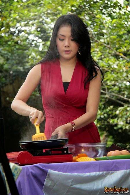 Chef Aiko Sarwosri Lebih Suka Dibilang Bocor Daripada Seksi