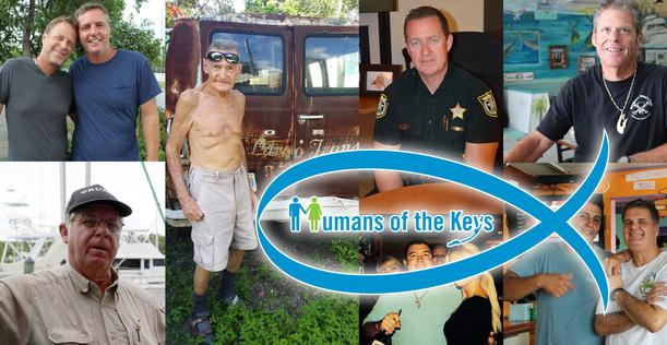 Are you a Human of the Keys?  Do you know a Human of the Keys?  Send us your story.