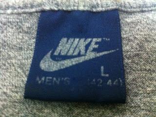 00611144e016 Bundle A.K  Vintage NIKE AIR JORDAN rayon t-shirt(SOLD)