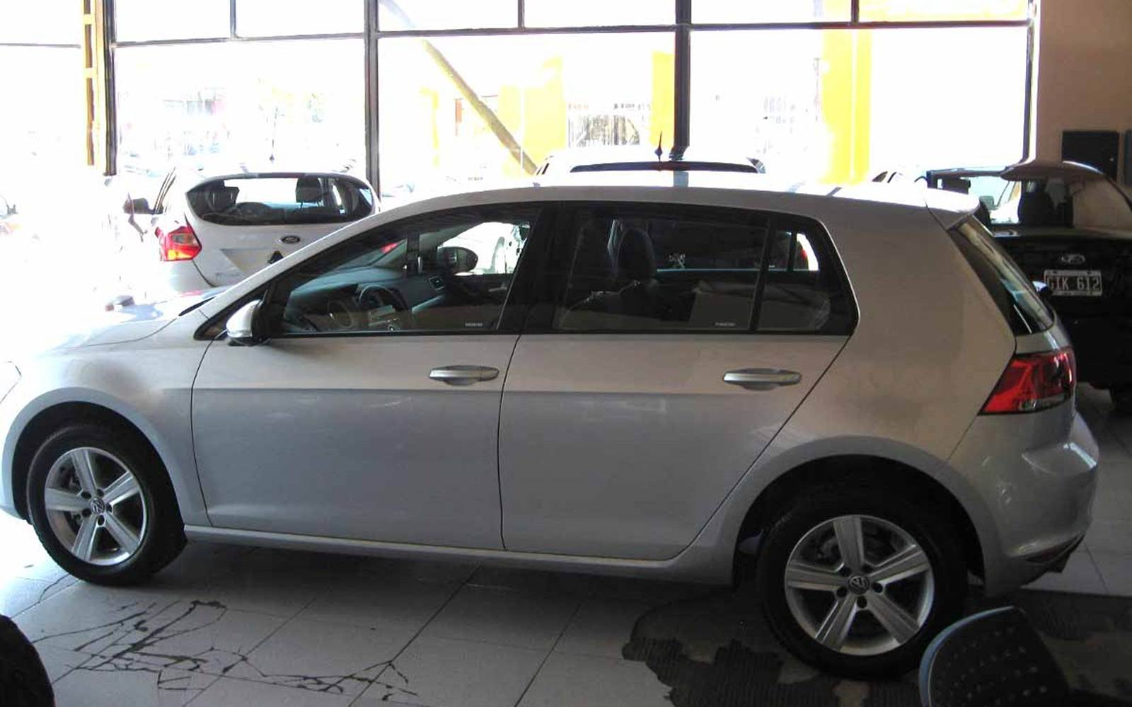 VW Golf Trendline 1.6 16V