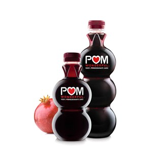POM offers many different varieties of pomegranate juice: