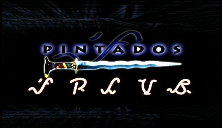 Pintados GMA Network Series Retro Pilipinas Pintados Show Title Logo