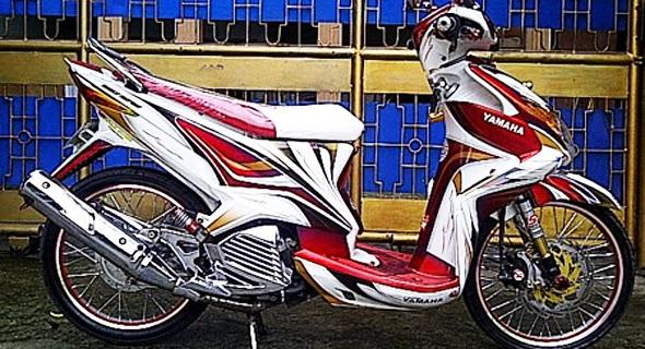 Modif Yamaha Xeon