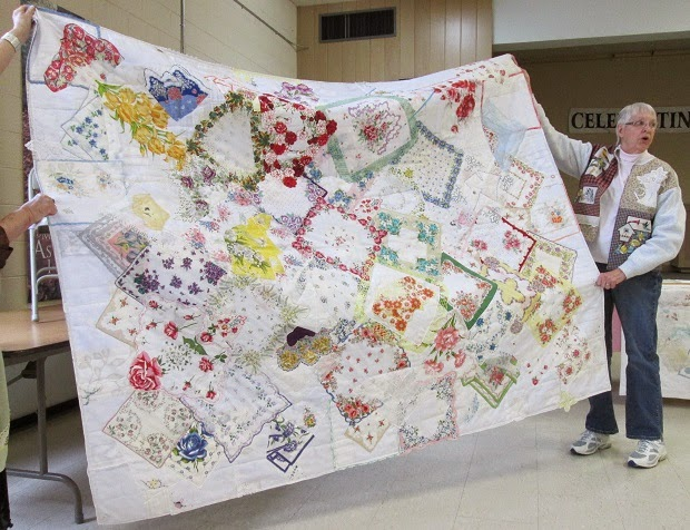 Northwoods Quilters May 2014