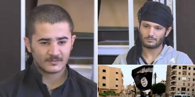 ISIS kejam-kelompok  militan bodoh