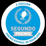 SEGUNDO PREMIO ED. INFANTIL 2016
