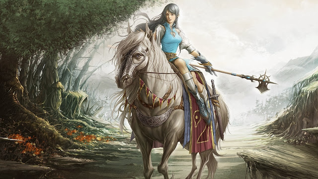 kamael lineage ii goddess of destruction wallpapers hd