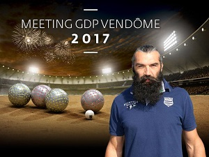 Direct : Meeting GDP Vendôme du 21 au 23 avril 2017