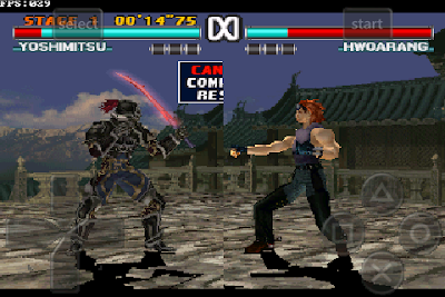 Tekken 3 Game for android