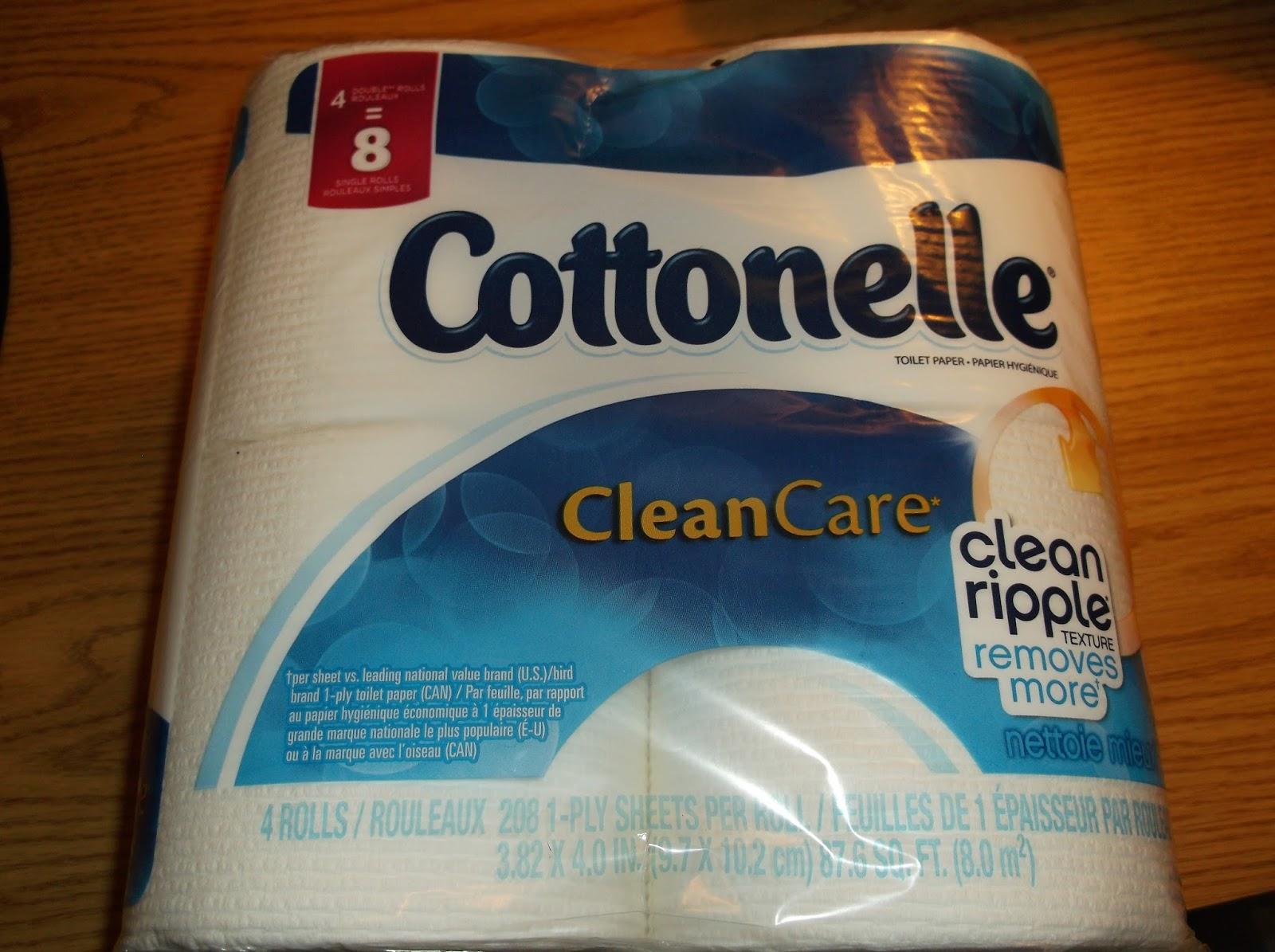 Missys Product Reviews : Cottonelle CleanCare #Crowdtap Mission