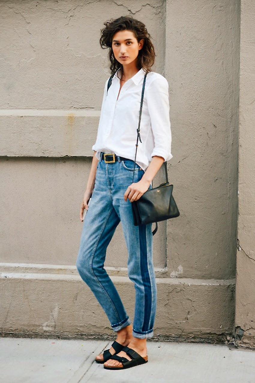 fashion-Style-Blog-Inspiration-Post-outfit-white T-Jeans-Basics