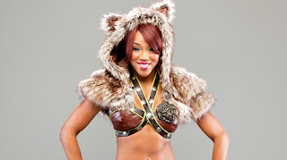 WWE Alicia Fox