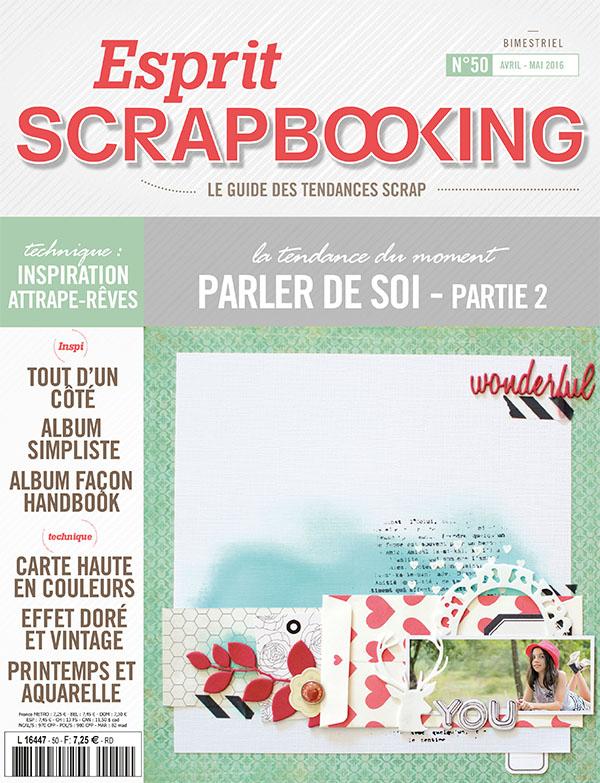 Esprit Scrapbooking 50