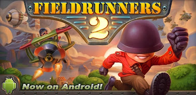 APK FILES™ Fieldrunners 2 APK v1.0 ~ Full Cracked