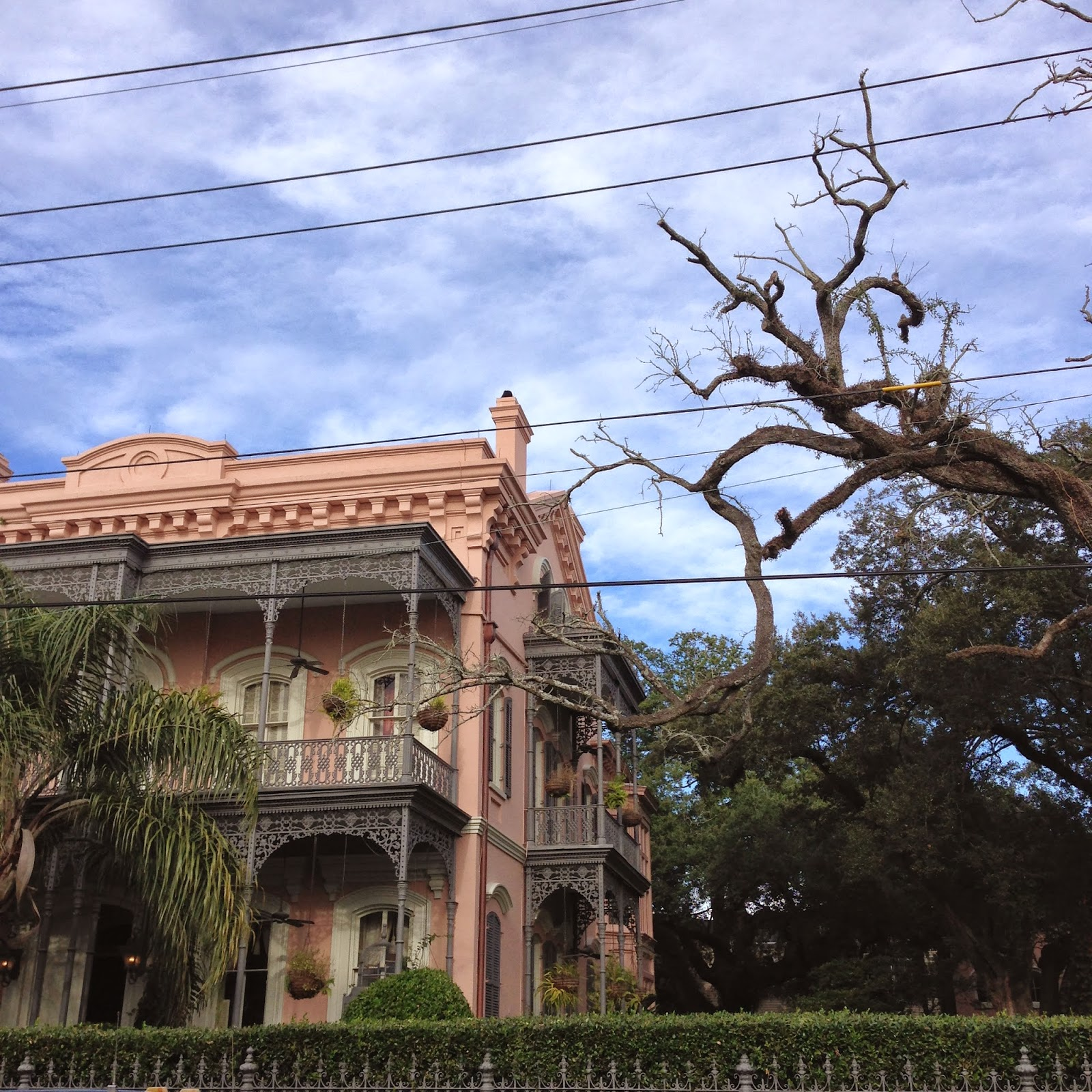 where to go in New Orleans, New Orleans Travel, Garden District
