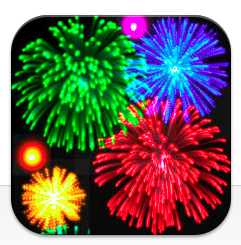 https://itunes.apple.com/nz/app/real-fireworks-artwork-visualizer/id489733828?mt=8