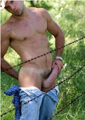Hung by the Fence Line!