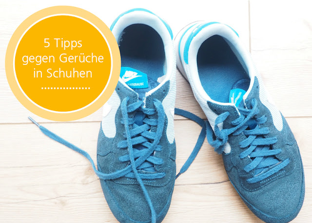 5 Tipps gegen Gerüche im Schuh