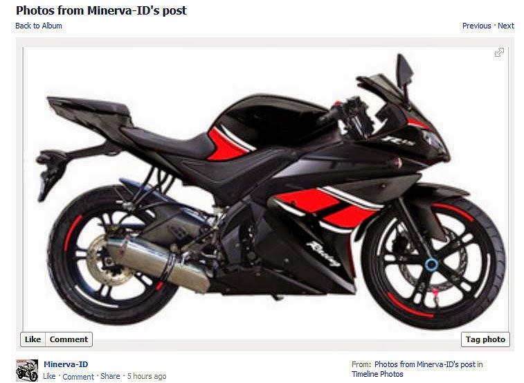 Minerva RX-150 akan di banderol 23 Jutaan . . . DOHC 4 Klep Injeksi kah ?