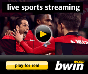 Livestreams bei BWIN
