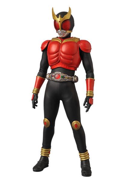 RAH DX Kamen Rider Kuuga Rising Mighty
