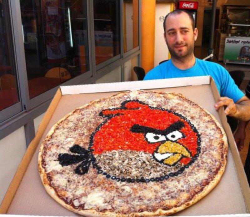 pizzadare
