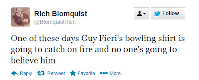 Guy Fieri Humorous Tweet 2