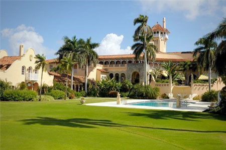 donald trump home in florida. Donald Trump bought Mar-a-Lago
