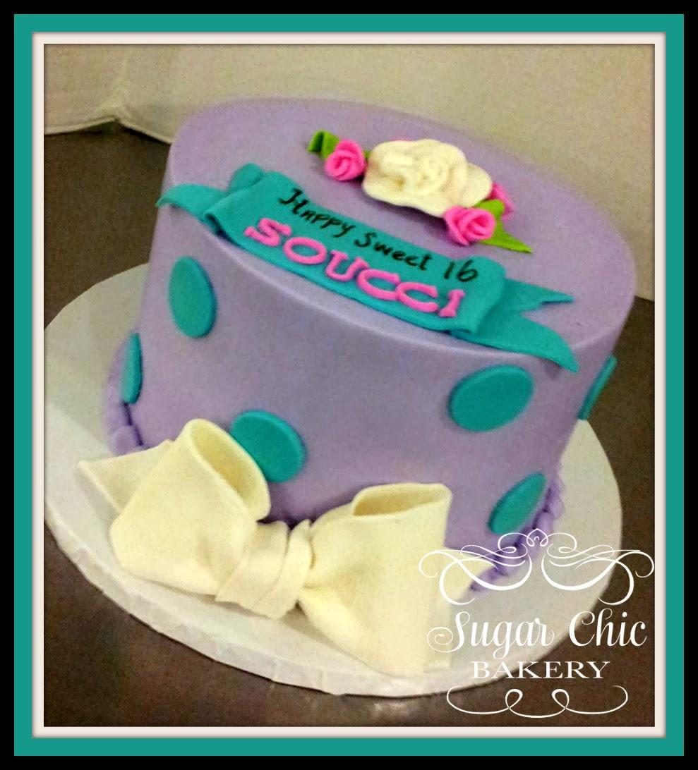 Sugar Chic Bakery Party CakesCelebration Cakes