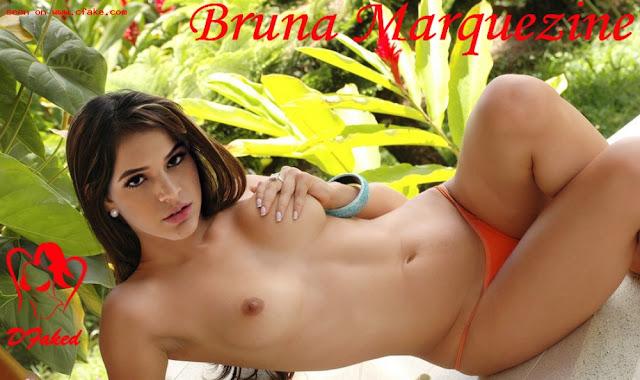 FotosNua.Com Bruna Marquezine Nua na  playboy pelada