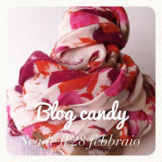 Il nostro primo Blog Candy