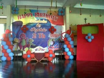 Armada badut surabaya badut dan dekorasi balon for Dekor ulang tahun