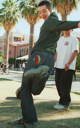 Tips, Advice, and Drills for Hacky Sack Beginners ...