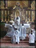 O Santo Sacrifício