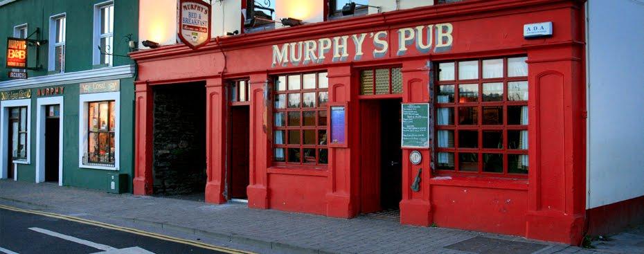 Murphy's Pub.Lishing