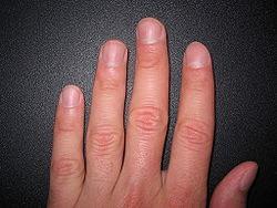 kuku tangan manusia